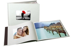 Fotókönyv keménytáblás borítóval